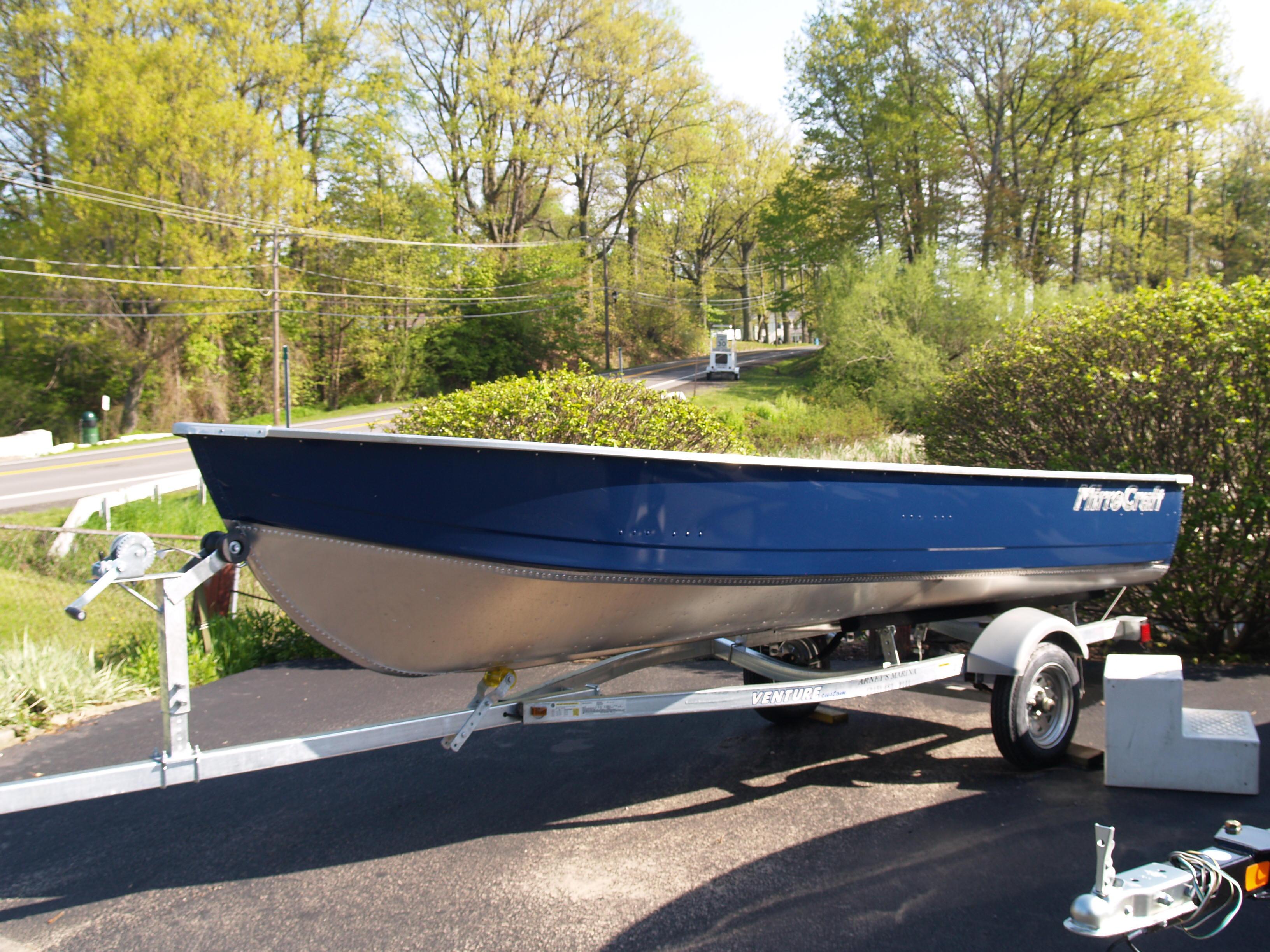 Aluminum Fishing Boats : Arneys marina mirrocraft aluminum fishing boats