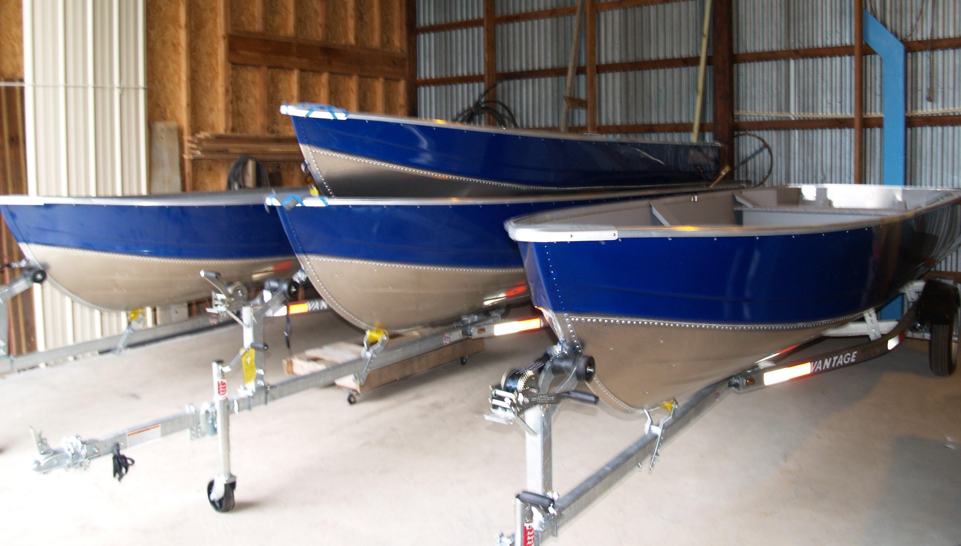 Arneys Marina » Mirrocraft Aluminum Utility Boats & Montego